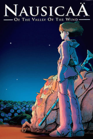 Nausicaa of the Valley of the Wind (1984) (C) - Anthology Ottawa