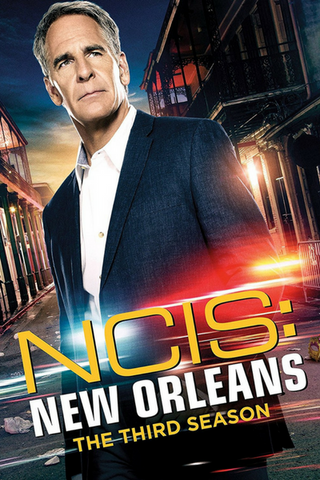 NCIS New Orleans: The Third Season (2016) (THNR14) - Anthology Ottawa