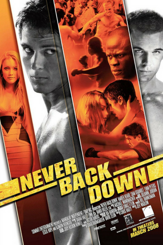 Never Back Down (2008) (C) - Anthology Ottawa