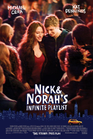 Nick & Norah's Infinite Playlist (2008) (C) - Anthology Ottawa