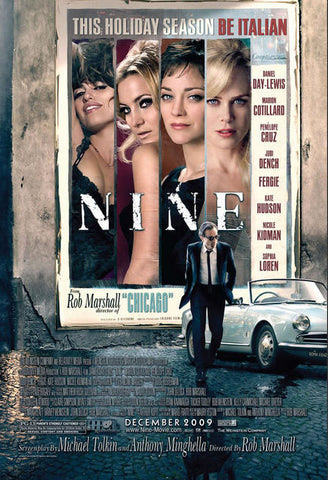 Nine (2009) (C) - Anthology Ottawa