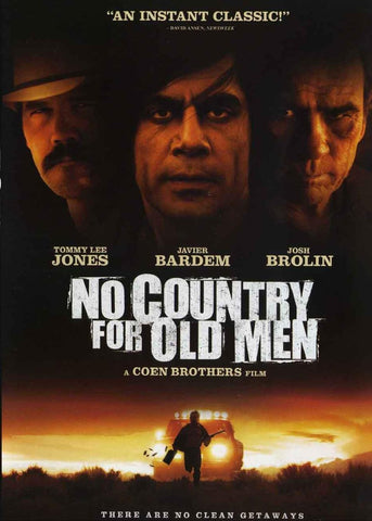 No Country For Old Men (2007) (C) - Anthology Ottawa