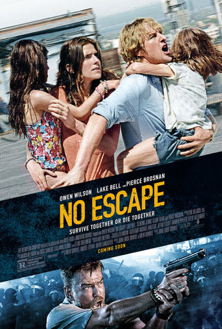 No Escape (2015) (HNR) - Anthology Ottawa