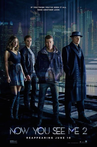 Now You See Me 2 (2016) (HNR) - Anthology Ottawa