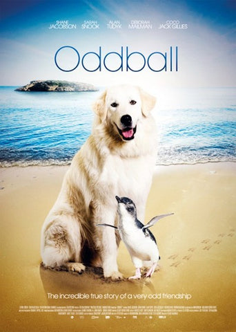 Oddball (2015) (HNR) - Anthology Ottawa