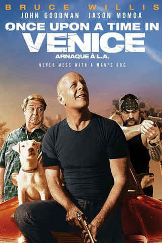 Once Upon A Time In Venice (2017) (HNR)