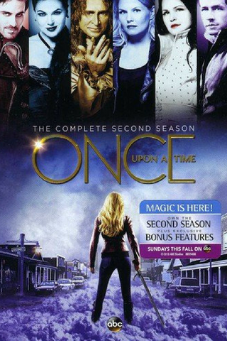Once Upon A Time: The Complete Second Season (2012) (TC14)