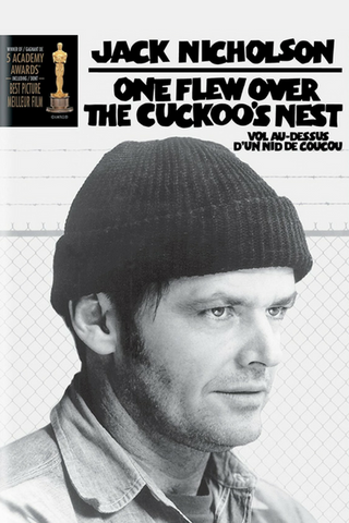 One Flew Over The Cuckoo's Nest (1975) (C) - Anthology Ottawa