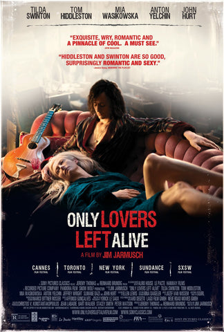 Only Lovers Left Alive (2013) (C) - Anthology Ottawa