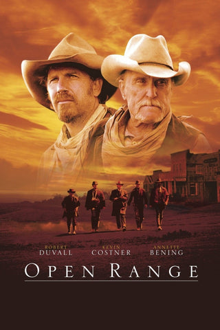 Open Range (2003) (C) - Anthology Ottawa
