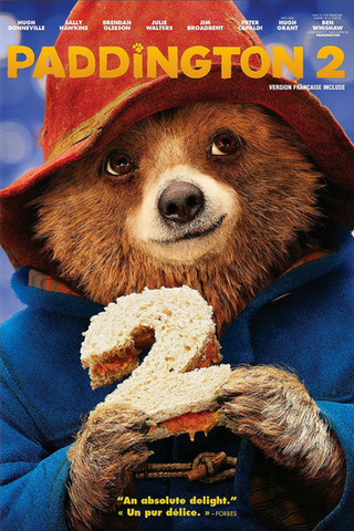 Paddington 2 (2017) (HNR) - Anthology Ottawa