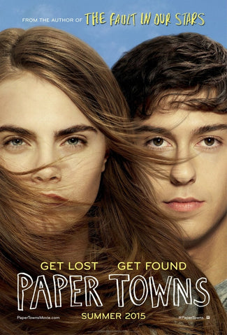 Paper Towns (2015) (7NR) - Anthology Ottawa