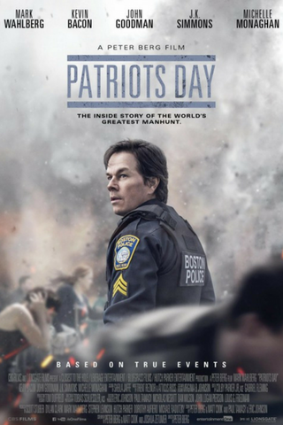 Patriots Day (2016) (HNR) - Anthology Ottawa
