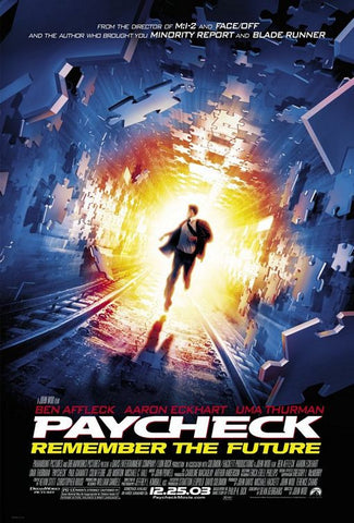 Paycheck (2003) (C) - Anthology Ottawa