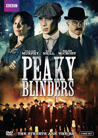 Peaky Blinders: Season 1 (2014) (TNR) - Anthology Ottawa
