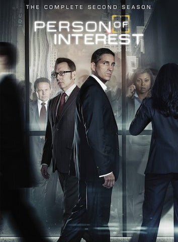 Person of Interest: The Complete Second Season (2012) (TC14) - Anthology Ottawa