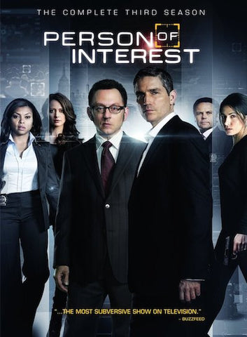 Person of Interest: The Complete Third Season (2013) (TC14) - Anthology Ottawa