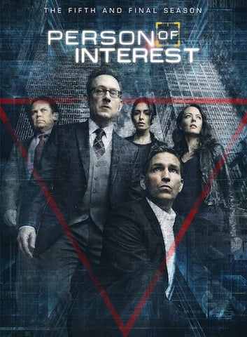 Person of Interest: The Fifth and Final Season (2016) (THNR) - Anthology Ottawa