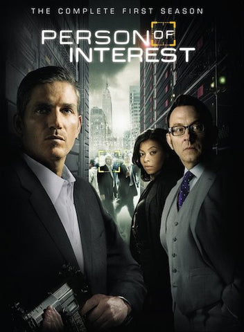 Person of Interest: The Complete First Season (2011) (TC14) - Anthology Ottawa