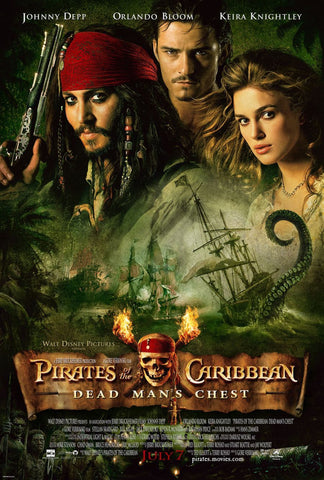 Pirates of the Caribbean: Dead Man's Chest (2006) (C) - Anthology Ottawa