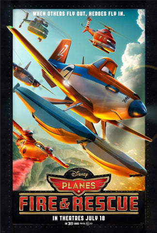 Planes: Fire & Rescue (2014) (7NR) - Anthology Ottawa