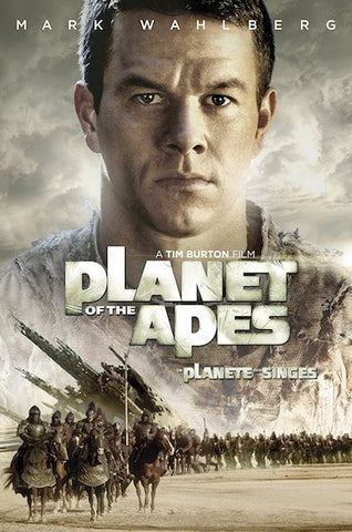 Planet of the Apes (2001) (C) - Anthology Ottawa