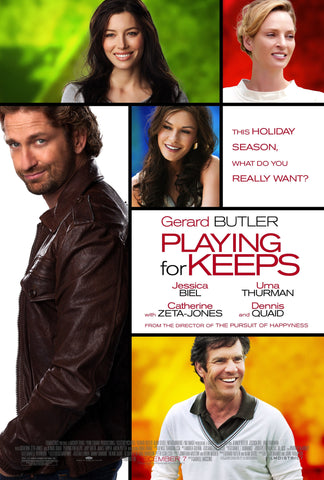 Playing For Keeps (2012) (C) - Anthology Ottawa