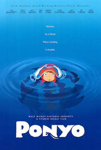 Ponyo (2008) (IC) - Anthology Ottawa