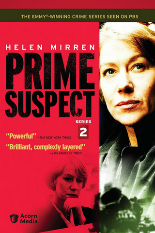 Prime Suspect: Series 2 (1992) (TC) - Anthology Ottawa