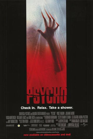Psycho (1998) (C) - Anthology Ottawa