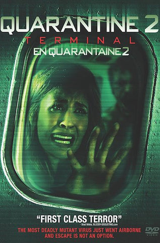 Quarantine 2: Terminal (2011) (C) - Anthology Ottawa