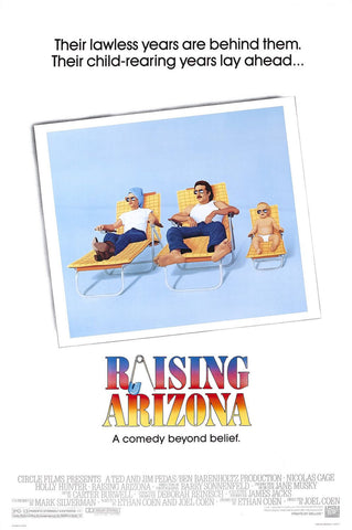 Raising Arizona (1987) (C) - Anthology Ottawa