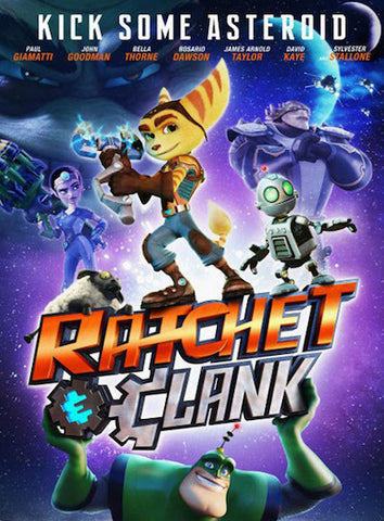 Ratchet and Clank (2016) (HNR) - Anthology Ottawa