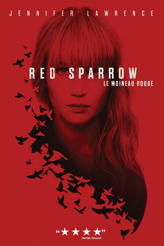 Red Sparrow (2018) (HNR) - Anthology Ottawa