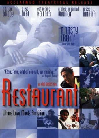 Restaurant (1998) (C) - Anthology Ottawa