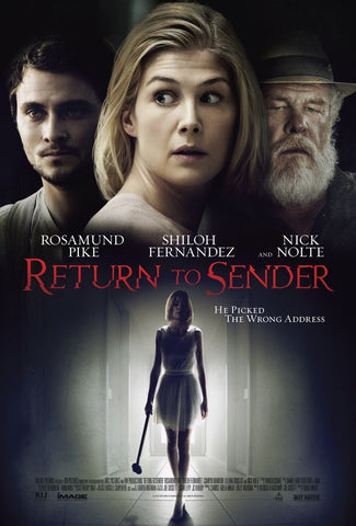 Return To Sender (2015) (7NR) - Anthology Ottawa