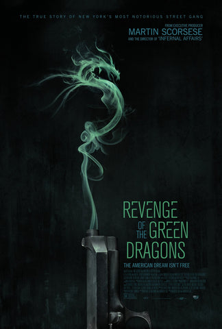 Revenge of the Green Dragons (2014) (7NR) - Anthology Ottawa