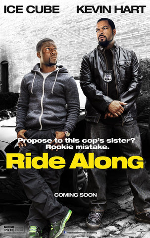 Ride Along (2014) (C) - Anthology Ottawa