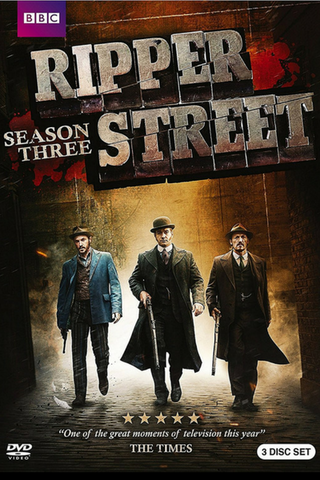 Ripper Street: Season Three (2014) (TIC14) - Anthology Ottawa