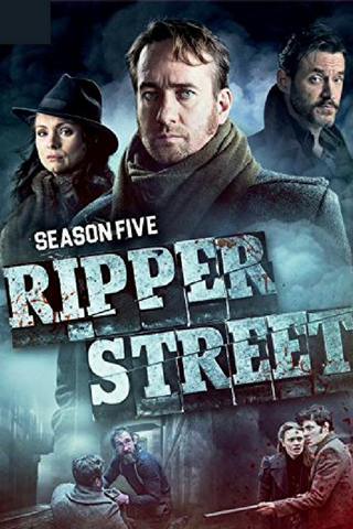 Ripper Street: Season Five (2017) (THNR) - Anthology Ottawa