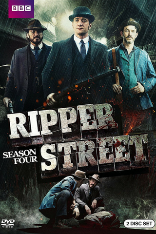 Ripper Street: Season Four (2016) (THNR) - Anthology Ottawa