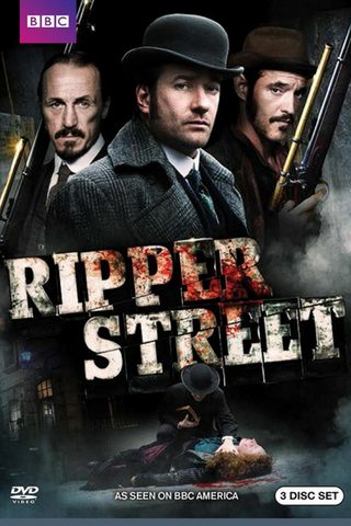 Ripper Street: Season One (2013) (TIC14) - Anthology Ottawa