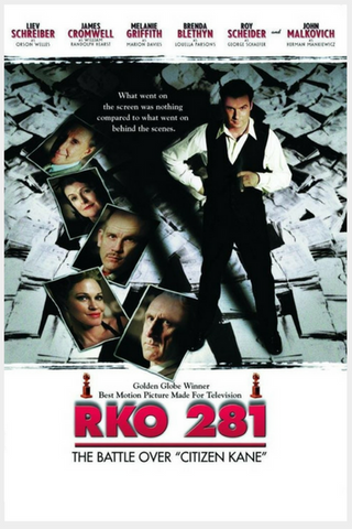 RKO 281: The Battle Over Citizen Kane (1999) (SC) - Anthology Ottawa
