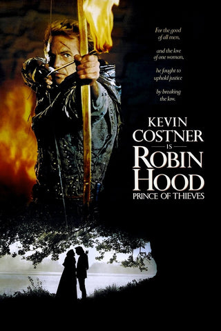 Robin Hood: Prince of Thieves (1991) (C) - Anthology Ottawa