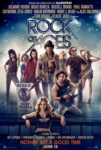 Rock of Ages (2001) (C) - Anthology Ottawa