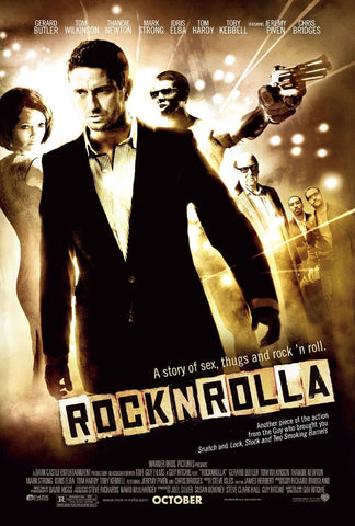 RocknRolla (2008) (C) - Anthology Ottawa