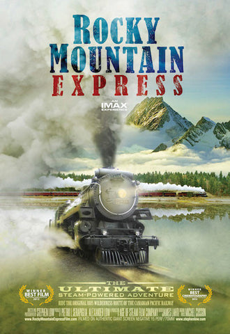 Rocky Mountain Express (2011) (HNR) - Anthology Ottawa