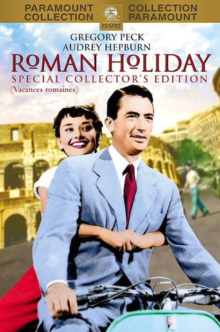 Roman Holiday (1953) (C) - Anthology Ottawa