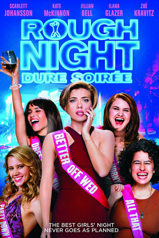 Rough Night (2017) (HNR) - Anthology Ottawa