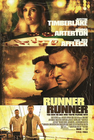 Runner Runner (2013) (C) - Anthology Ottawa